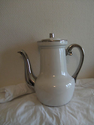 Cafetiere Aluminite Frugier Limoges