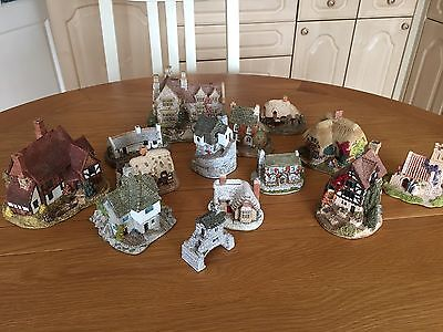 Collection Of Lilliput Lane Houses (14)
