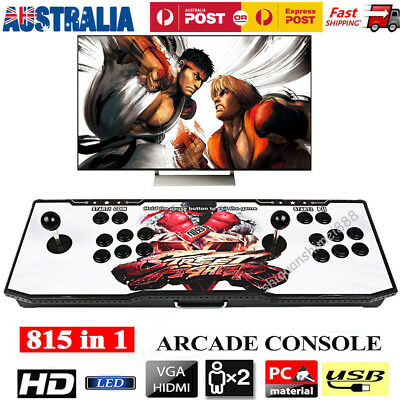 815 Classic Games Machine Pandora's Box 4S For Home Arcade 2 Joystick Windows PC