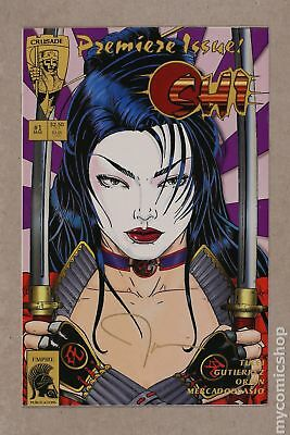Shi The Way of the Warrior (1994) #1 VF 8.0