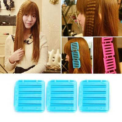 Curler Random Color Hair Clip Wave Hairdressing Rod 3pcs 1 Set Corn Tool Perm