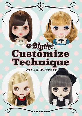 CWC Blythe Customize Tecnique BOOK JUNKO WONG - Japanese