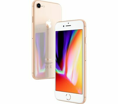 APPLE iPhone 8 - 64 GB, Gold - Currys