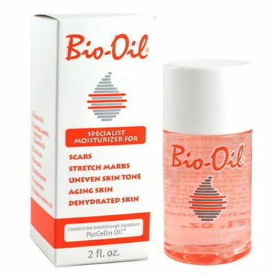 Bio-Oil with PurCellin Oil Skincare for Scars, Stretch Marks, Aging Skin 60 ml