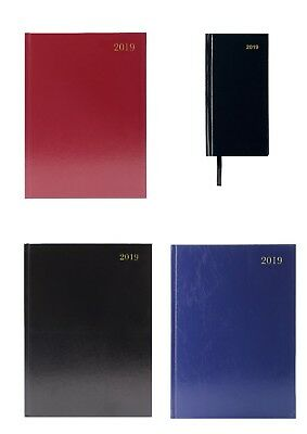 2018 Week To View Or Day Per Page Diary In Slimline,  A5 Or A4