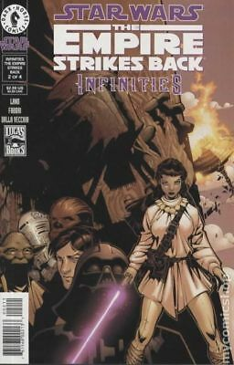 Star Wars Infinities The Empire Strikes Back (2002) #2 VG LOW GRADE