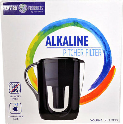 New Wave Enviro Alkaline Pitcher Filter (12 cup)