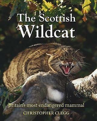 The Scottish Wildcat, Clegg, Christopher