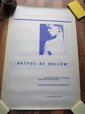 The Smiths rare - Proof Artwork for Poster for Hatful of Hollow