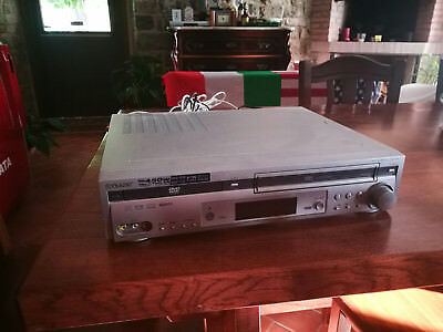 Lettore Sony 450W Dvd Vhs Mp3