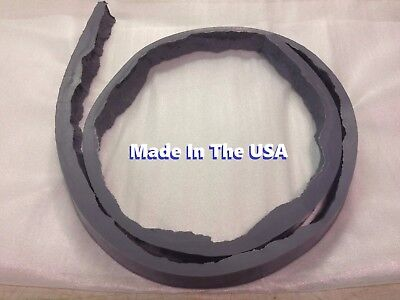 NEW 1.5 inch x 8 Ft Long Concrete Cement Counter Top Edge Rubber Mold.