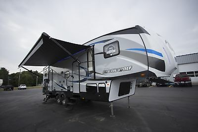 New Arctic Wolf 315TBH8 5th Wheel RV End of the Year Sale Buy Now and Save Today