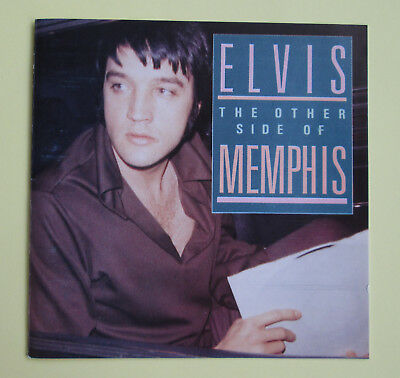 Rare Elvis Presley Import Cd - The Other Side Of Memphis