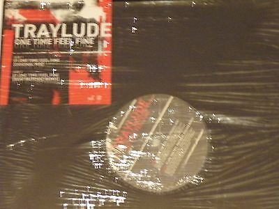 "Traylude - One Time Feel Fine (12"" Single) Mantronik"