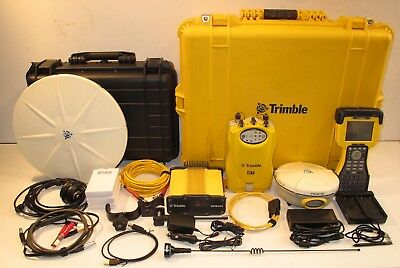 Trimble R8/R7/HPB450/TSC2 Survey Controller 12.50. Complete RTK Package.