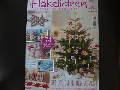 zeitschrift diana special h kelideen f r advent und. Black Bedroom Furniture Sets. Home Design Ideas