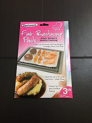 Fat Reducing Pads Pack Of 3