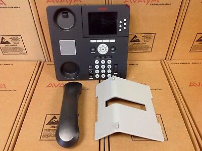Avaya 9640G 700419195 Charcoal Gray Includes Handset And Stand