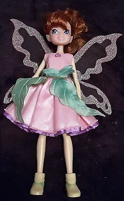 Super Rare Prilla Original Disney Tinkerbell Tinker Bell Fairy Barbie Doll 10""