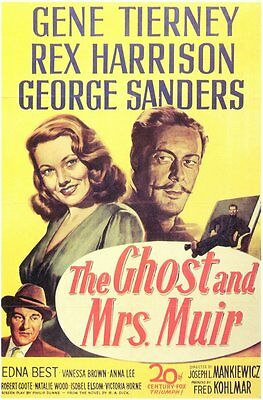 'The Ghost and Mrs Muir'   FRIDGE MAGNET