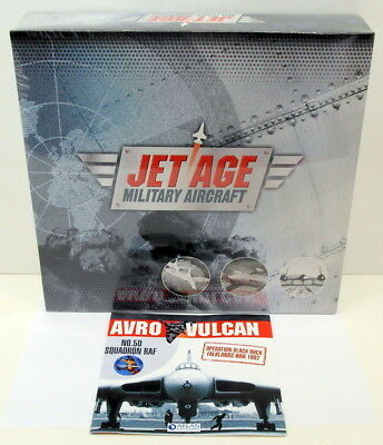 Atlas Editions Diecast Box Is Appx 30x30cm 4 675 101 Avro Vulcan Bomber - MIMB!