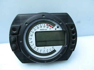 Kawasaki Zx 6 R 2003 2004 Clocks Zx 636 Dashboard Used Very Good Speedometer