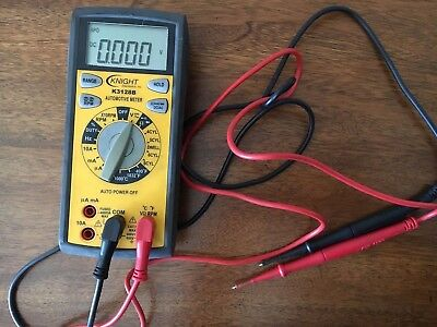 Knight K3128B Automotive Multimeter Kit