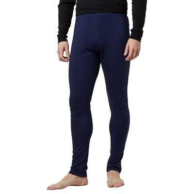 Peter Storm Mens Thermal Baselayer Pants Outdoor Clothing Navy