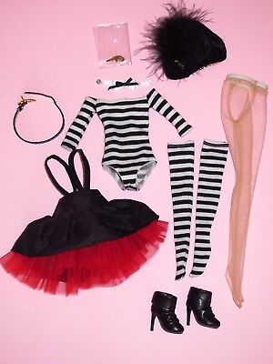 """Tonner - Re-Imagination Tweedle DeDe 16"""" Chic Fashion Doll OUTFIT"""
