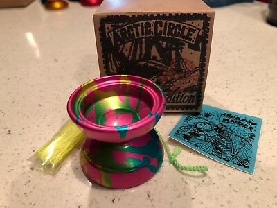 CLYW Arctic Circle 2nd Expedition in Zip Zap Rap colorway. New!!!