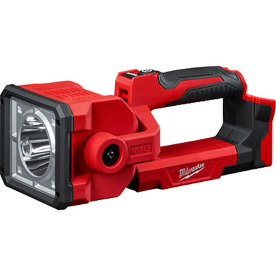 New Milwaukee 2354-20 M18 Led 18 Volt  Led Lp Search  Light Sale Price