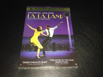 La La Land (DVD, 2017) Musical like Singing in the rain only better.  Must See!