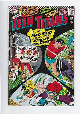 Teen Titans #7 See scan's