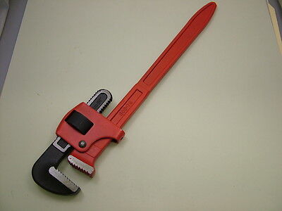 "Pipe wrench adjustable stilson stillson type 24"" 600mm monkey wrench heavy duty"