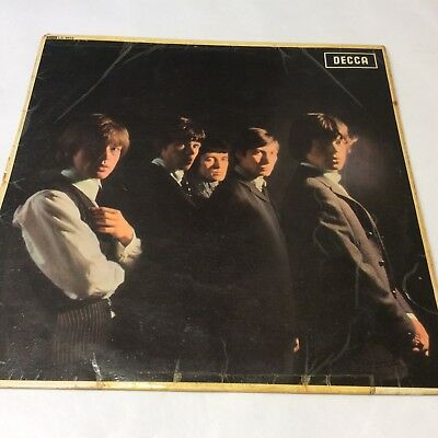 The Rolling Stones LK4605 Mono B1/Z Version Vinyl LP in good condition but skips