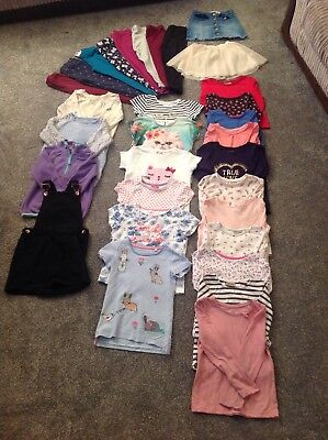 Girls Clothes Bundle 4-5