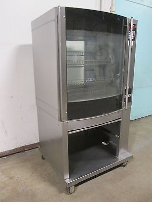 """""""hobart - Hr7E"""" H.d. Commercial Dual Phase Electric Chicken/rib Rotisserie Oven"""