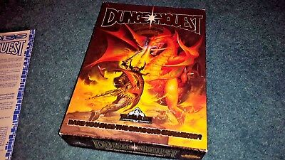 Games Workshop Dungeon Quest + Heroes for Dungeon Quest + Catacombs Expansions