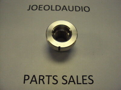 Sansui 2000X INNER Bass or Treble Knob. Tested. Parting Out 2000X