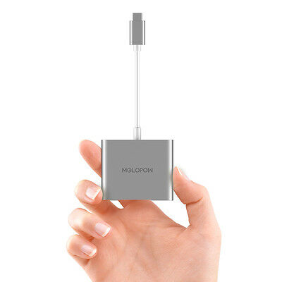 Melopow M002 Compatible Nintendo Switch HDMI Type-C Adapter  SAMSUNG S8/Note 8