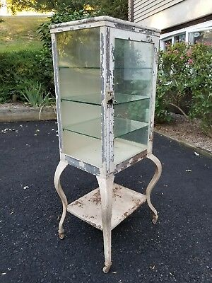 Vintage Medical / Doctors Apothecary Cabinet