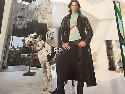 RARE VERSACE 2001 PLAYBOY MANSION Collection Catalogue Steven Meisel