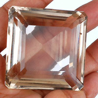 VVS 492 Cts Certified Huge Natural Smokey Quartz AAA Finest Untreated Gemstone
