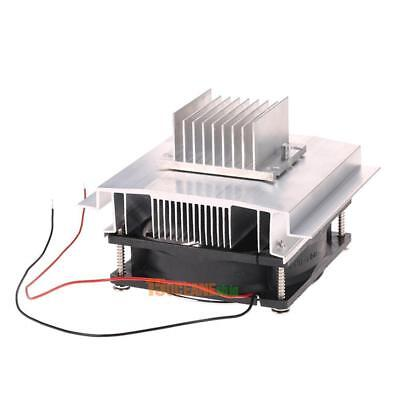 12v 60 w Electronic Semiconductor Refrigerator Dehumidifier Cooling Module DIY