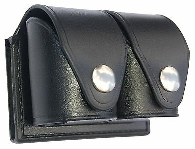 New HKS 203 Speedloader Case Medium Plain Black
