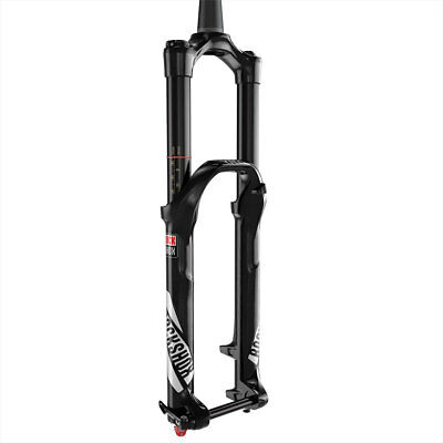 Rockshox Yari Rc 27.5 Inches 15x100 180mm 180mm 27.5 Inches 15x100 Black
