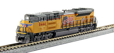N Scale KATO SD70ACe 'Union Pacific' DCC Ready Item #176-8404