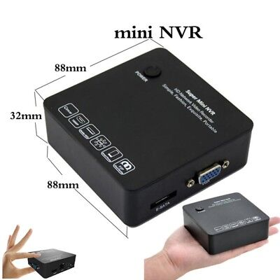 N6200-8E 8CH Super Mini NVR HD Network Video Recorder 1080P P2P Camera HDMI USB