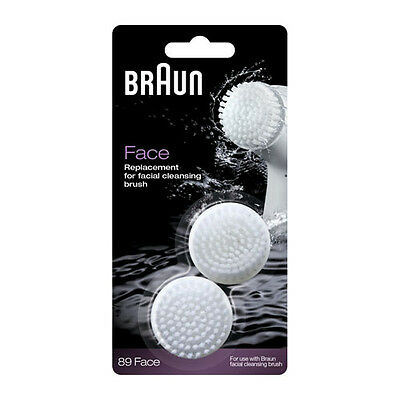 BRAUN Refill Silk Epil Facial SPA - 89