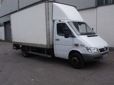 mercedes sprinter 616 5tonne